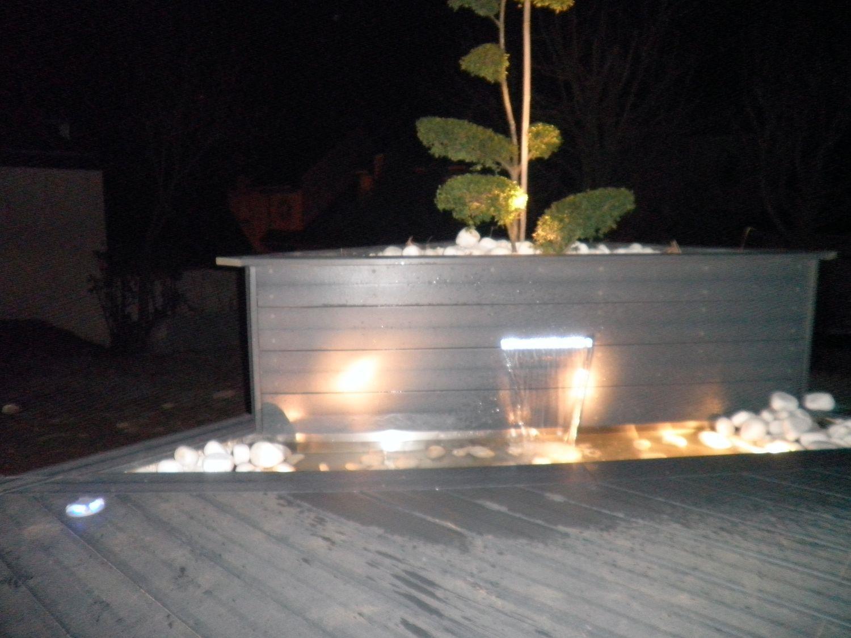 Création Eclairage Extérieur Mise En Lumière Jardins Terrasses Goven ...