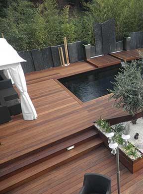 Terrasse Bois Et Composite